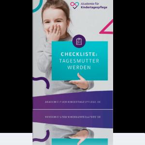 E-Book Checkliste Tagesmutter werden