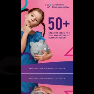 50+ Marketingideen für Tagesmütter mit kleinem Budget Mockup Shop
